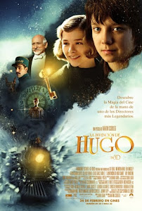 Afiche de La Invención de Hugo Cabret