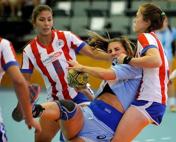ODESUR: ARG vence a Paraguay | Mundo Handball