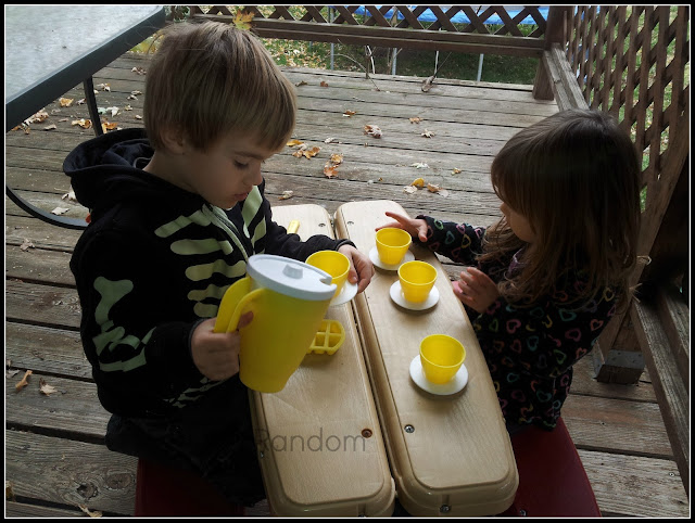 Lemonade Set for kids