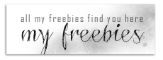 all my freebies find you here