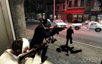 Download Payday The Heist RELOADED