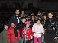 Ι.Ν.Παναγίας Φανερωμένης Θεσσαλονίκη Κάλαντα 2011