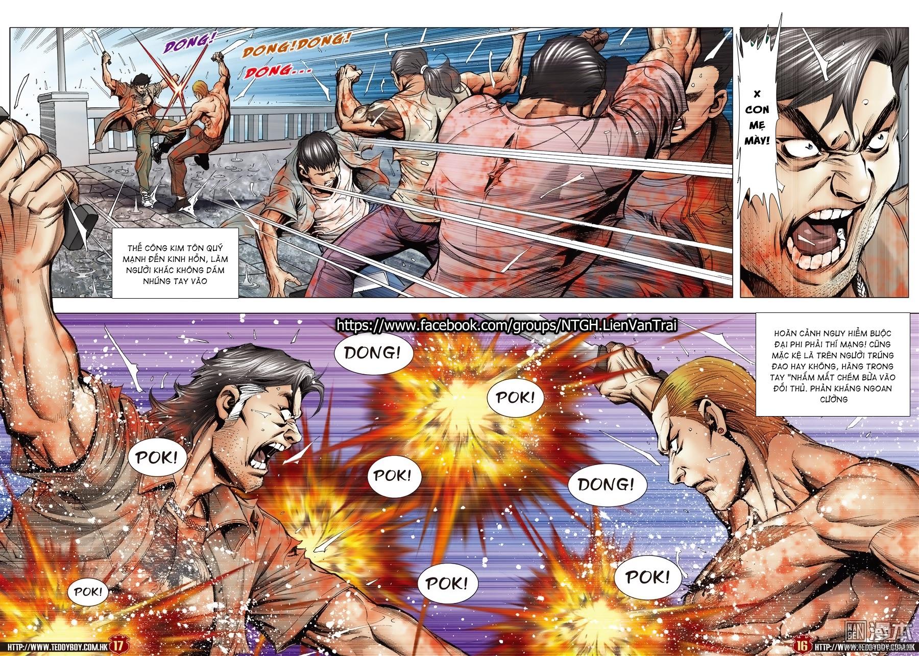 Người Trong Giang Hồ Chap 2034 - Next Chap 2035