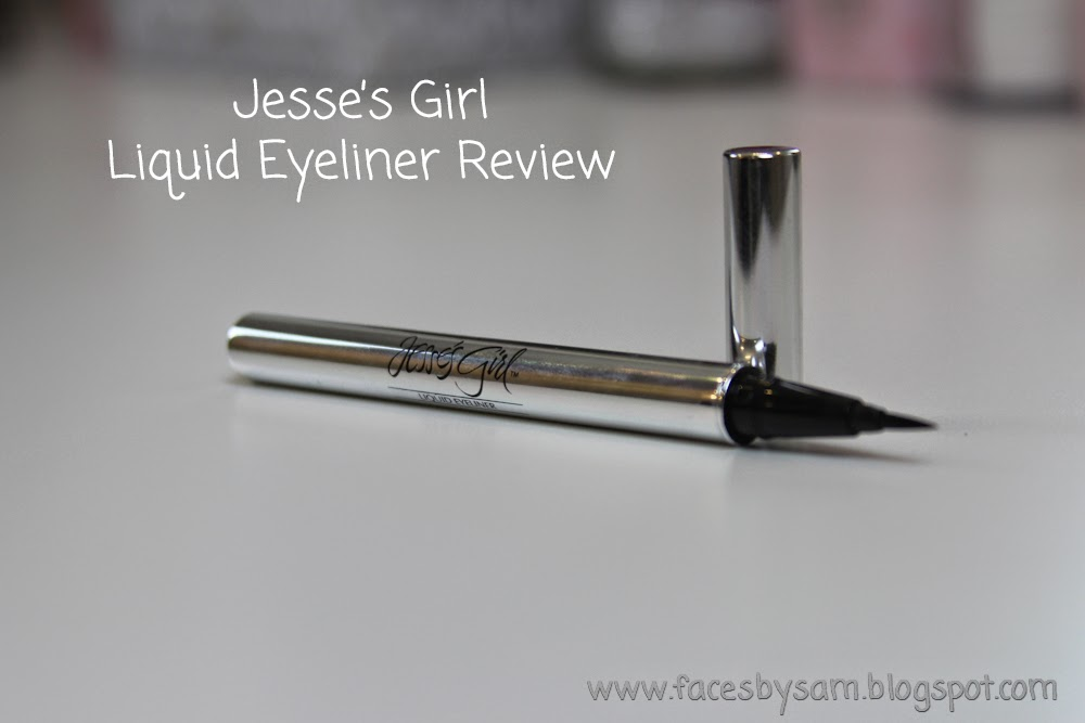 Jesse's Girl Liquid Eyeliner Review