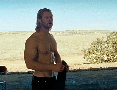 thor muscles