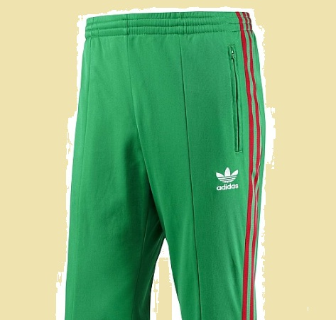 Survetement adidas Originals tricolore