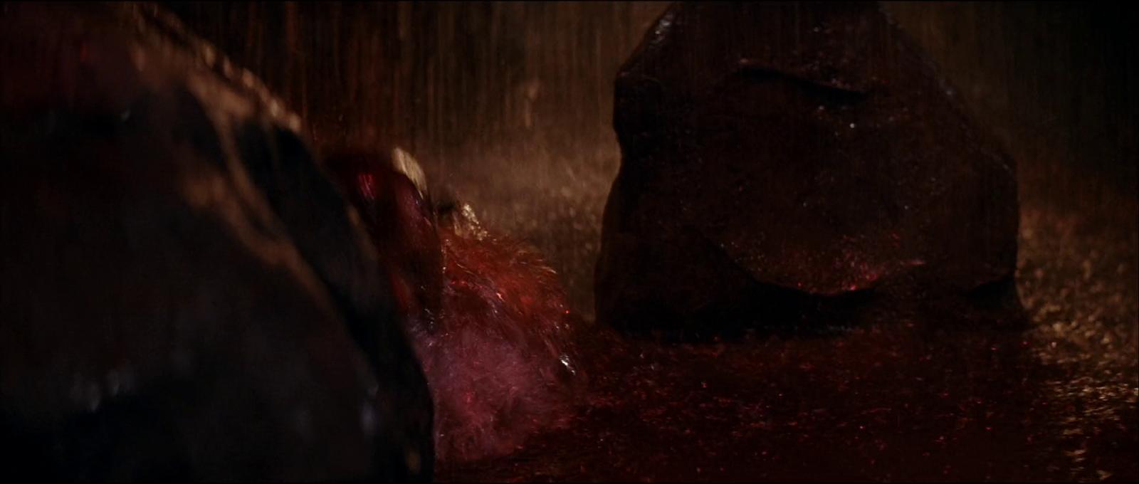 Die Hard 1988 Bruce Willis John McClane film helicopter explosion fountain screenshot