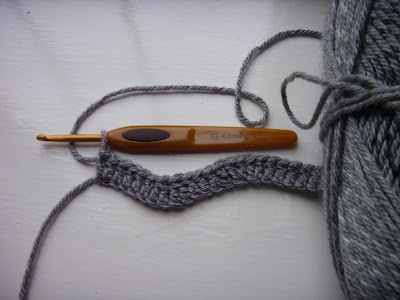 Starting a new blog and new crochet project by fabricandflowers | Sonia Spence