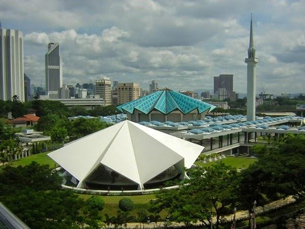 Masjid Negara Dahulu Dibina Dengan Wang Judi