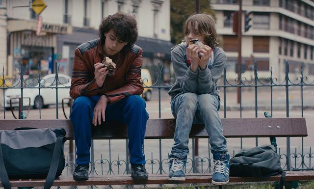 Microbe et Gasoil dans le film de Michel Gondry
