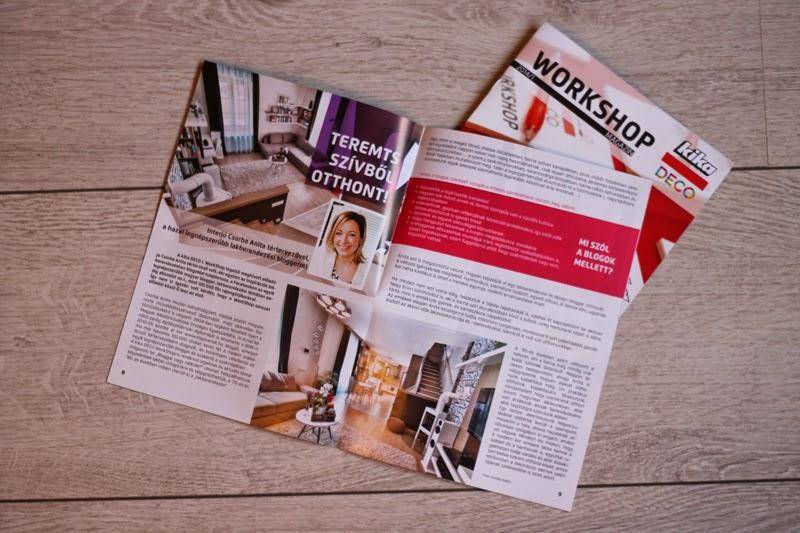 lakberendezési magazin megújult lakáskultúra kika deco