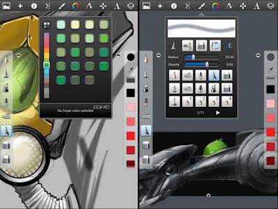 Sketchbook Pro 2.5 Для Android