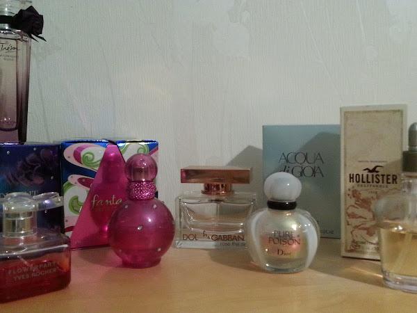 La valse des parfums