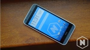 New HTC Desire 620, Smartphone Kamera Depan 5MP
