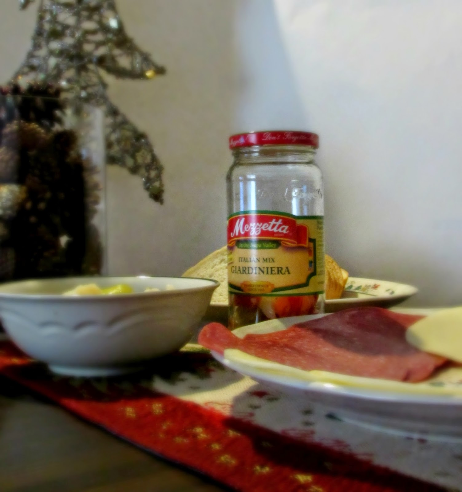 Mezzetta Christmas Recipe