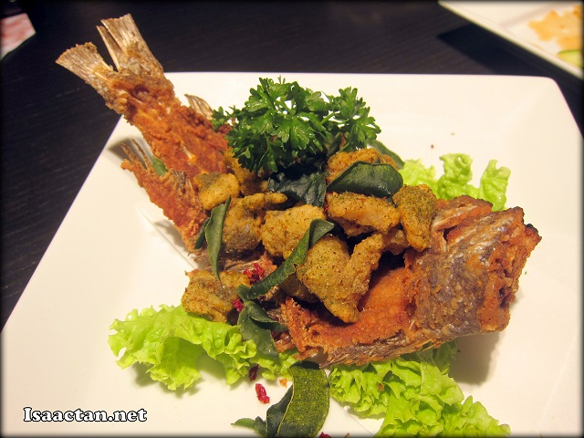#3 Crispy Fish Basket - RM35