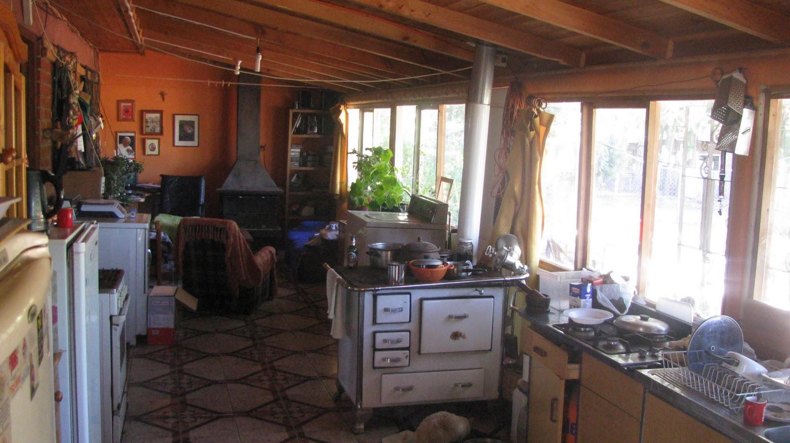 Terapeuta javier medina for Cocinas de fundicion a lena