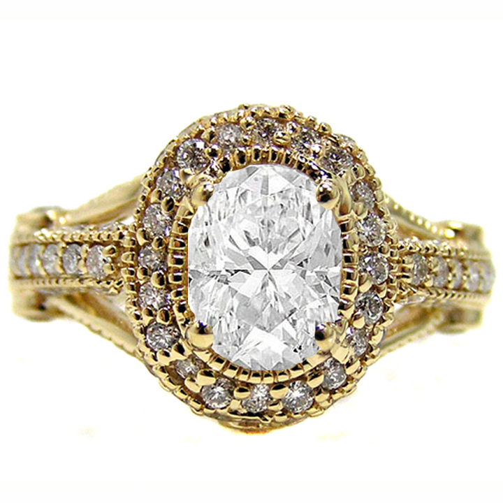 Womenengagement Rings on Fashion 2012   Fashion Trends  Yellow Gold Engagement Rings For Women