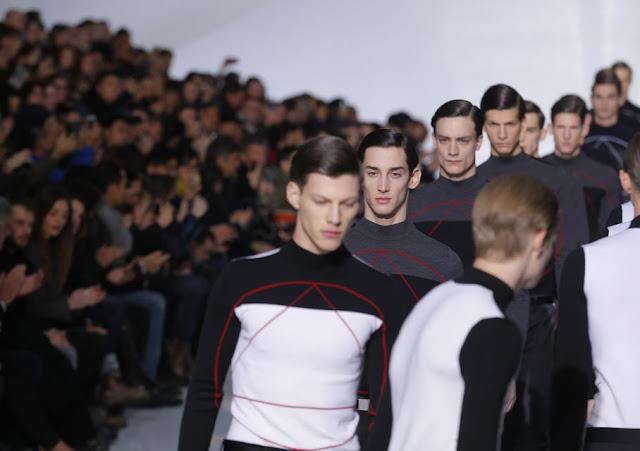 DIOR – Menswear Fall 2013