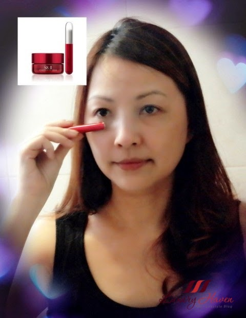 beauty influencer reviews skii magnetic eye care