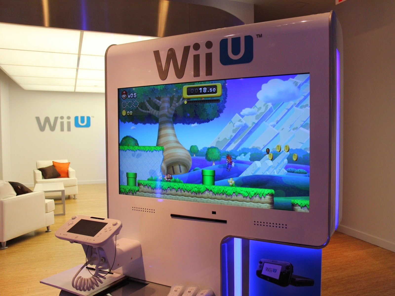 La Nintendo Wii U