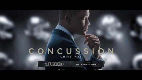 Um Homem Entre Gigantes (Concussion) Torrent – DVDSCR Legendado (2015)