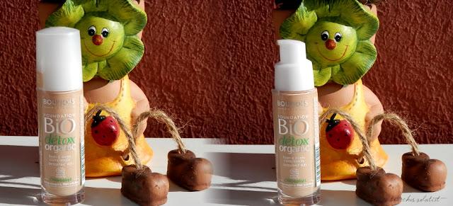 fondotinta biodetox bourjois