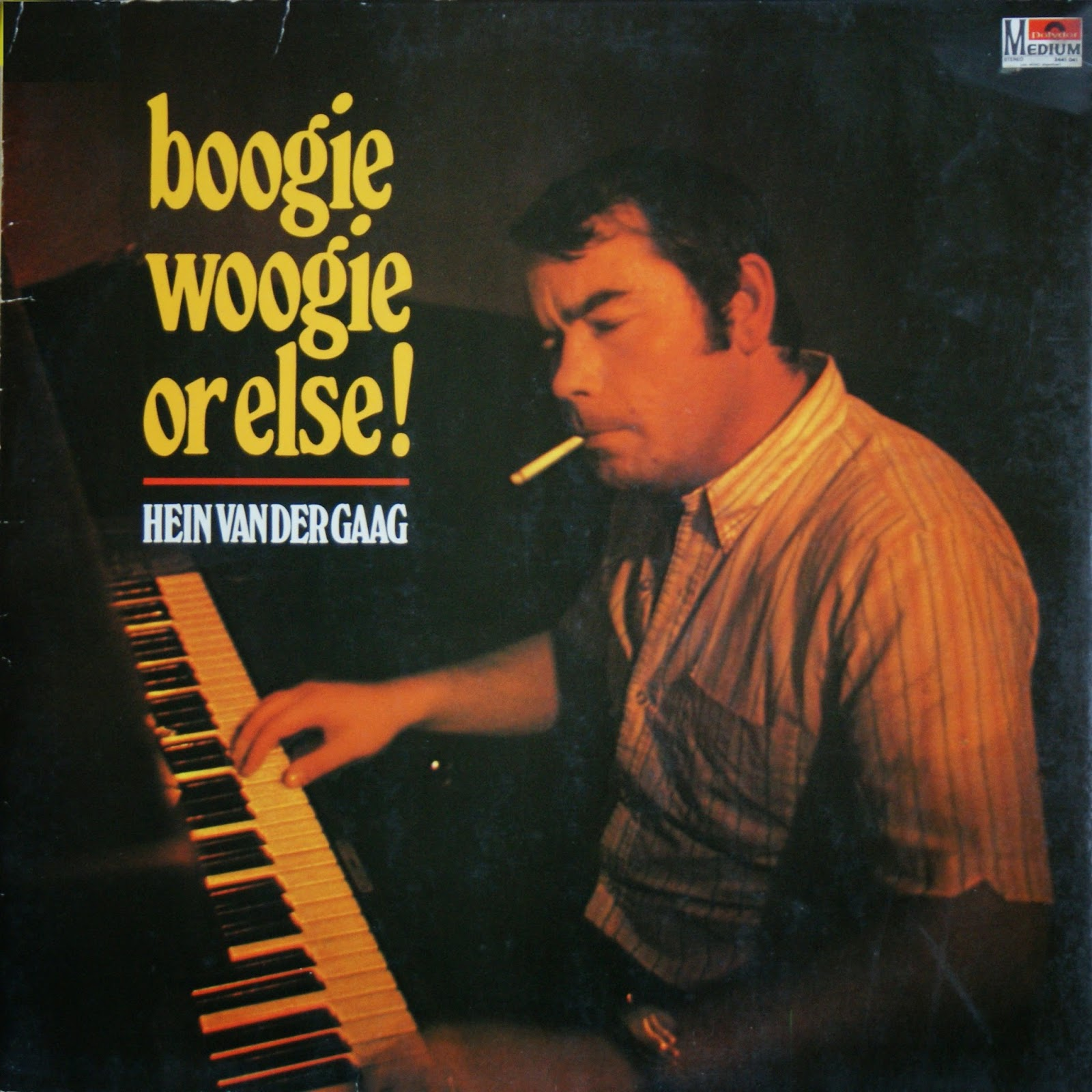 Rob Hoeke Boogie Woogie Quartet - Boogie Hoogie