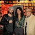Caetano Veloso e Marcelo Serrado prestigiam livro de Antonia Pellegrino