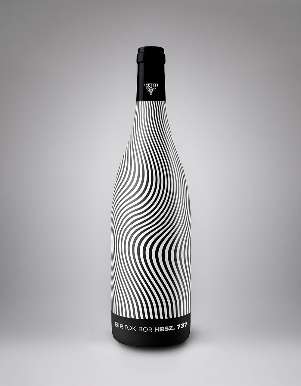 Hrsz 737 Wine Label Concept Penang Website Digital And Graphic