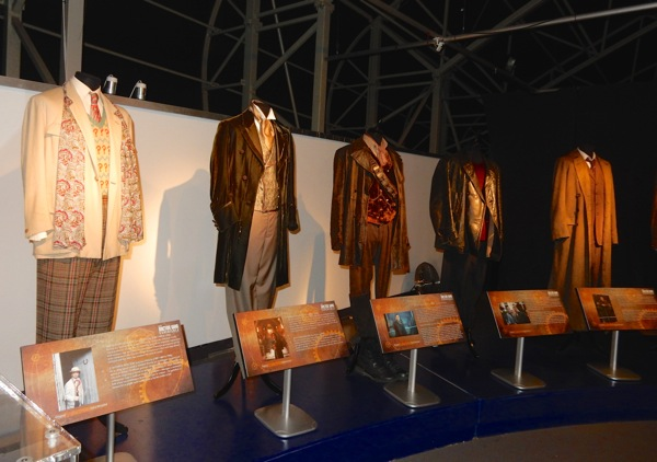 Doctor Who signature costumes
