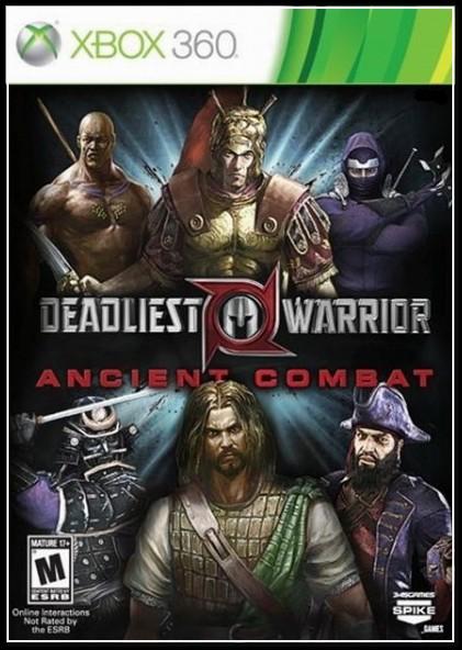 Deadliest warrior game pc download