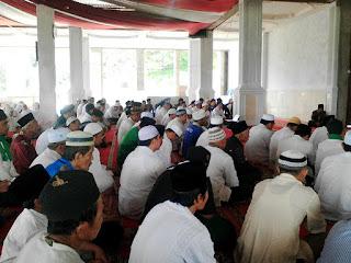 peringatan maulid nabi Muhammad