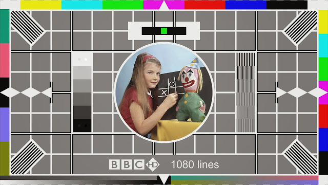 BBC testcard image to indicate that posts about low gluten beer like Corona, Heineken, Bud Light, Budweiser
