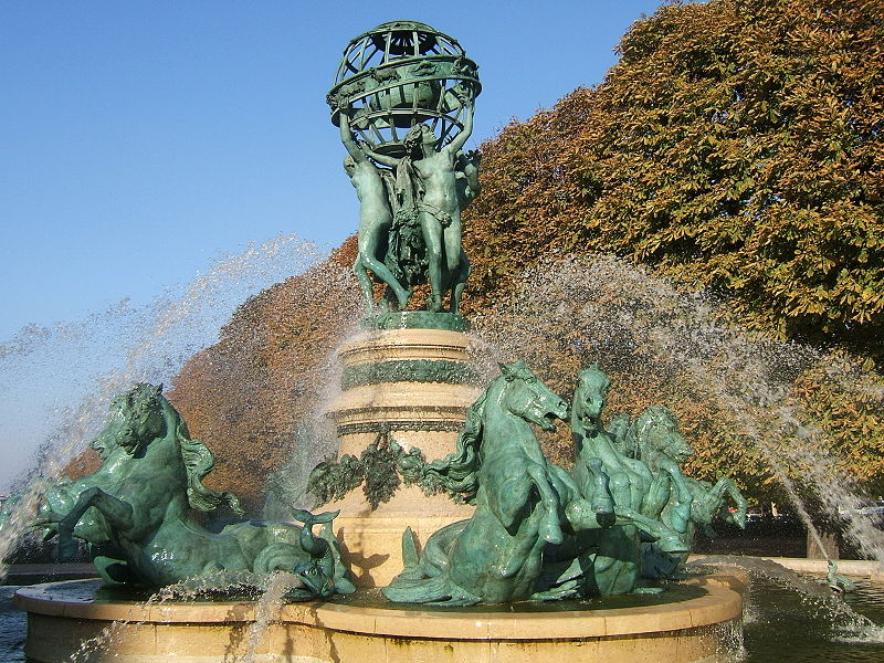 Jardin du luxembourg or the luxembourg gardens fantastic for Jardin du luxembourg