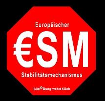 Petition gegen ESM