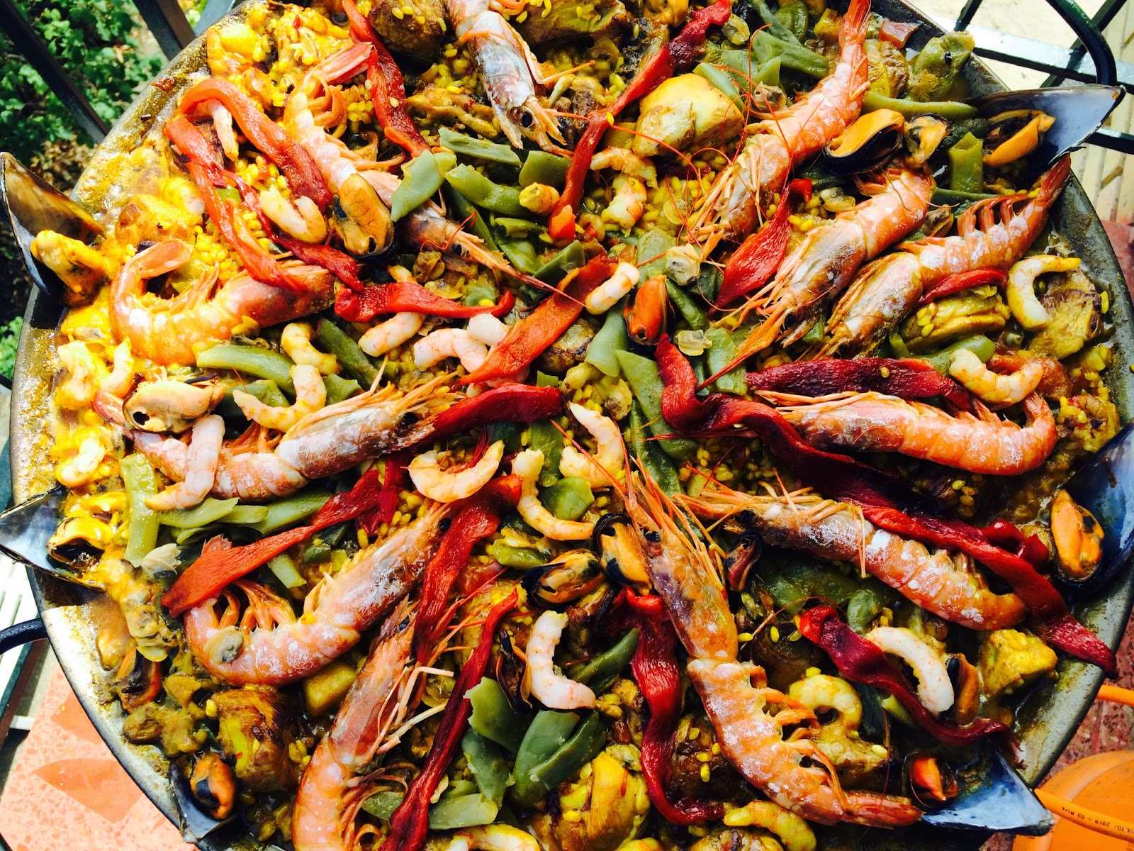 Foto Paella Mixta 12 personas