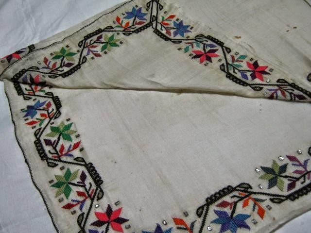 antika el işlemeleri,osmanlı hesap işi,antika elişleri