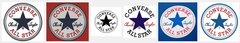 Logo Converse All Star Chuck Taylor