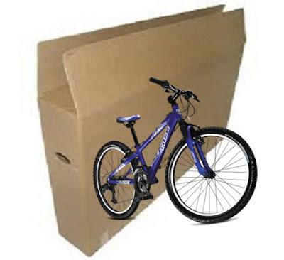 transportar una bicicleta