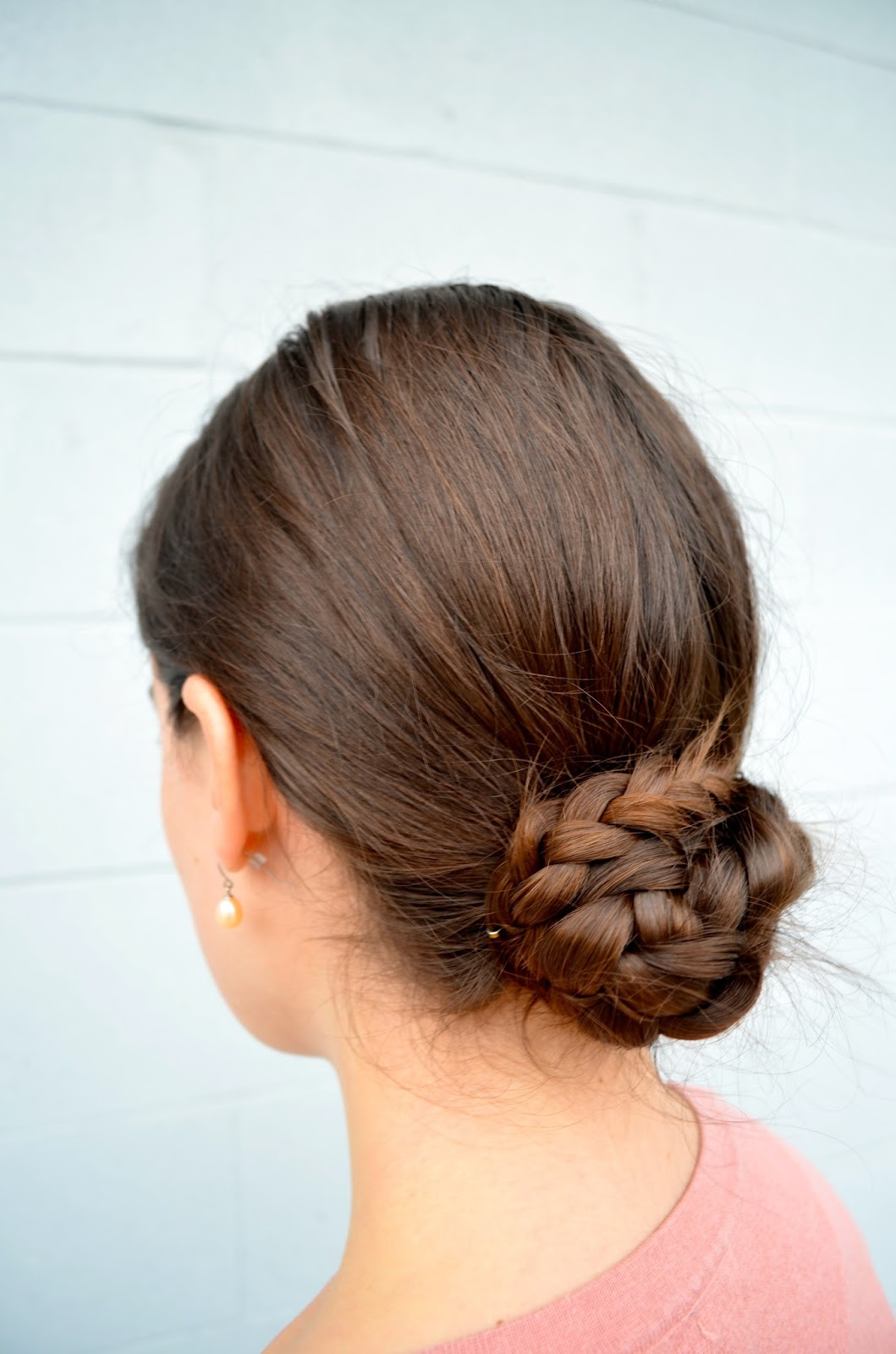 Hairstyle for a Daytime Date