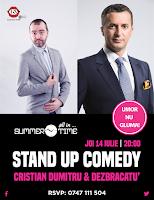 Stand-up Comedy Joi 14 Iulie Galati