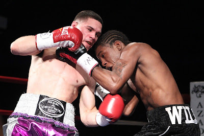 Broadway Boxing Results