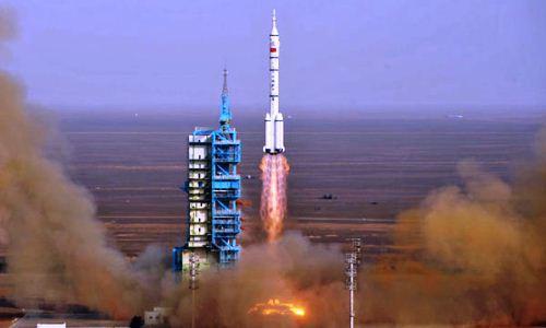 Pesawat luar angkasa Shenzhou-9