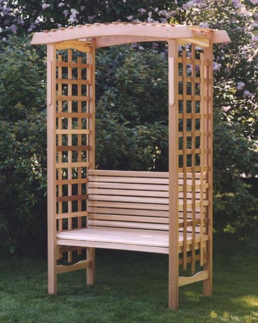 Arbor With Seat3