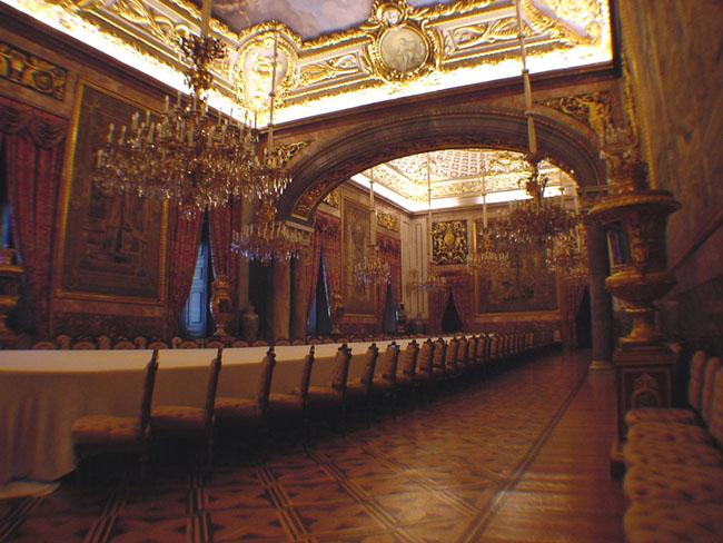 La lapicera palacio real de madrid ii for Sala 0 palacio de la prensa