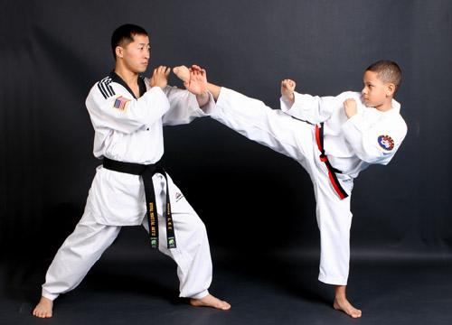 Mi Vida  El Taekwondo