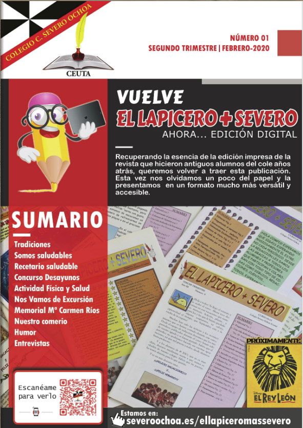 EL LAPICERO + SEVERO