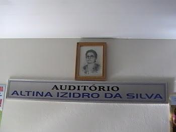 DONA ALITNA  EX PRES DO SIND DOS TRABALHADORES RURAIS DE CAJAZEIRAS GRANDE MULHER CAJAZERENSE