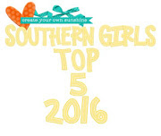 Top 5 Southern Girls
